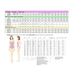 Komplekt pontšosid naistele, suurused: A (XS-S-M-L-XL), Simplicity Pattern # 8517