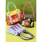 Ompelukaava: Bags, Kwik Sew K0142