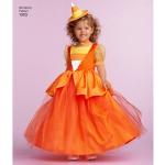 Väikelaste ja laste kostüümid, Simplicity Pattern #1303