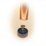 DIY tool for ø4,5mm hat rivets / DY-RCR-4,5