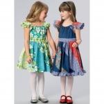 Kleidid tüdrukutele, Kwik Sew K0184