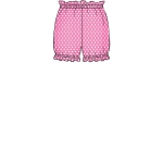 Väikelaste trikoo-kombinesoons, püksid, shortsid ja juuksepael, suurused: XXS-XS-S-M-L, Simplicity Pattern #S8933