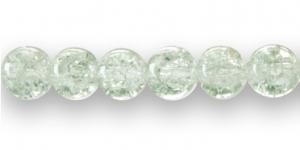 KE3 10mm Värvitu läbipaistev mõraline klaashelmes