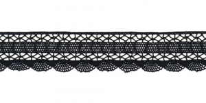 Cotton Crochet Lace 3198-14, 3 cm