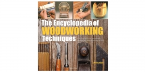 Raamat `The Encyclopedia of Woodworking Techniques`