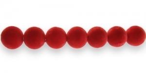 CD13 12mm Punane samethelmes