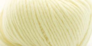 Poolvillane Itaalia paks disainlõng Fashion Super Chunky; Värv 1 (Vaniljevalge), RICO Design