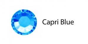 Triigitav MC kristall SS6 CapriBlue