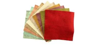 Vilt, Nepaali lambavillast tükid 15 cm x 15 cm, 10 tk / komplekt, Habico HF014_FR3