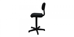 Professional screw shaft chair KT-1 upholstered