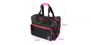 Sewing Machine Carry Bag, x L size, 44 x 35 x 22 cm, Groves MR4660.FUC