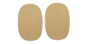 Triigitavad ehk kuumkinnituvad veluurpaigad, 2 tk, 10 cm x 15 cm, Pronty, beešid