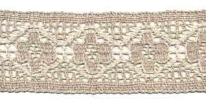 Crochet Lace 1109-L1, 8 cm