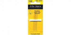 Pärlinõelad, Nr.10, 13, John James, JJ10503