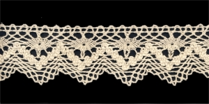 Cotton (Crochet) Lace 3118-58, 5 cm