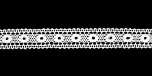 Kружево хлопок 3308-01 / 1,5 cm