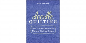 Raamat `Doodle Quilting`