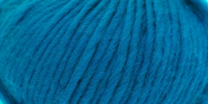 Souflé Twist Wool Yarn; Colour 18 (Aqua), Austermann