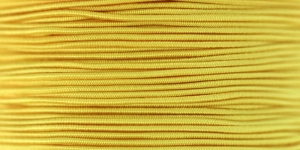 Elastic Cord Ø 1,2 mm / Colour no. 4201, Light Yellow