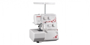Overlock (Serger) Janome 990D, tested by KL24