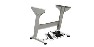 Tugev töölaua jalus universaalne, õmblusmasinale, kudumismasinale jne
