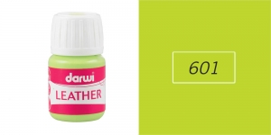 Nahavärvid Darwi Leather, 30ml, Light Green 601