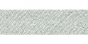 Diagonaalkant, puuvillane, 25mm, rohekahallikas, värv 700811