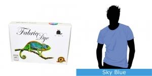 Vielo Washing Machine Fabric Dye, 200 g, Sky Blue