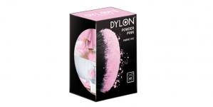 Konepesuväri DYLON Fabric Dye, 350 g, Vaaleanpunainen, Powder Pink #07