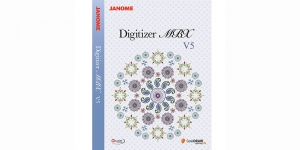 Программное обеспечение Janome Digitizer MBX V5 and Corel+Wilcom 254757105