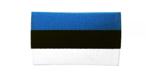 Eesti lipp, 78 x 50 mm BB20