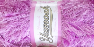 Karvane dekoratiivlõng Yumosh; Värv 943 (Lillakasroosa) / Madame Tricote