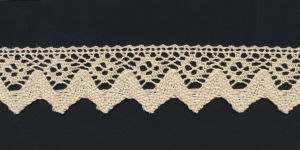 Cotton Crochet Lace 3707-58, 4 cm