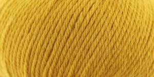 Siidi ja alpakavilla sisaldusega lõng Almeria, värv nr. 14, sinepikollane