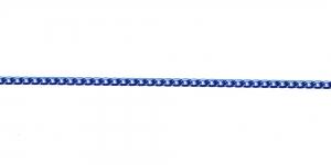 Sinine alumiiniumkett, 6 x 3,5 x 1 mm, MA8