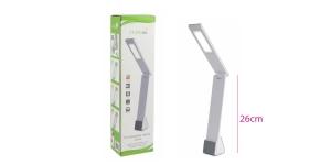 Töölaua valgusti, USB-akutoitega, kokku volditav, reisilamp, 4W LED laualamp PureLite CFPL21