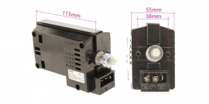 Õmblusmasina mootor 220-230V, 90W, 4500/min, Asel KN-4a, TUR-2
