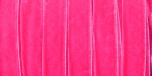 Sametpael laiusega 15mm Art.3355R / Velvet Ribbon / Värv Nr.410 Erk tumeroosa