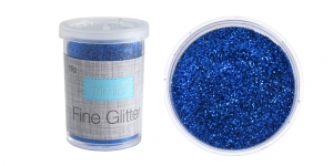 Glitter Powder Micro Fine Glitter, 15g, blue, Trimits UF18