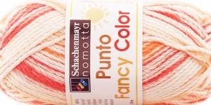 Puuvillasisaldusega lõng Punto Fancy Color Ja Punto Color, värv 281