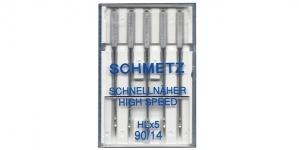 F3 Kiirõmblusnõel koduõmblusmasinatele, Schmetz HL×5, Nr.90