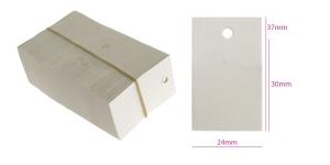 Hinnasildid, tootelipikud 2,4 x 3,7 cm, 100 tk, KL1736