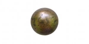 Antiikpronksjas, ümar, kannaga metallnööp, 14mm/23L, SFF160