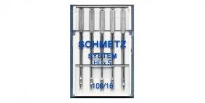 F4 Kiirõmblusnõel koduõmblusmasinatele, Schmetz HL×5, Nr.100