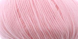 Meriinovillast lõng Merino Royal Fine, Alize, värv nr 31, heleroosa