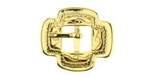 SHB168/IR1031 27x25 mm Kuldne, pannal