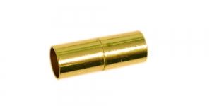 Metallist, torujas magnetkinnis, kuldne, EE101
