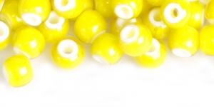 Terahelmed, seemnehelmed, Nr.0 (8.0-8.5 mm), Preciosa, värv H11