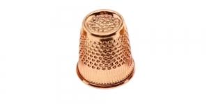 Randiga sõrmkübar, roosa kuld, Hemline 300.RG.DB - Nr.17