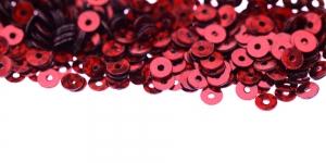Tumedamad punased, ümara vormiga litrid, ø4mm, YB254
